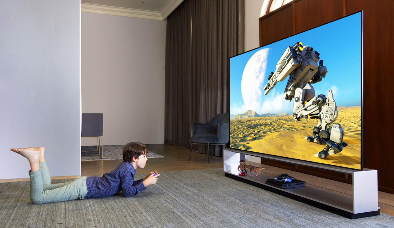 Nouvelle technologie TV